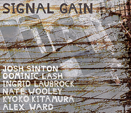 Josh Sinton & Dominic Lash with Guests Signal Gain