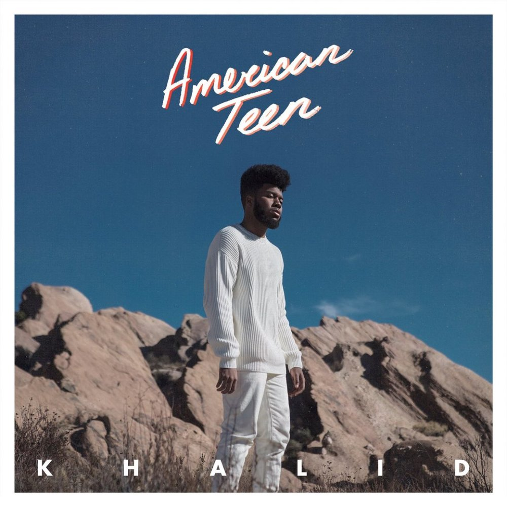 "Khalid's album ""American Teen"""