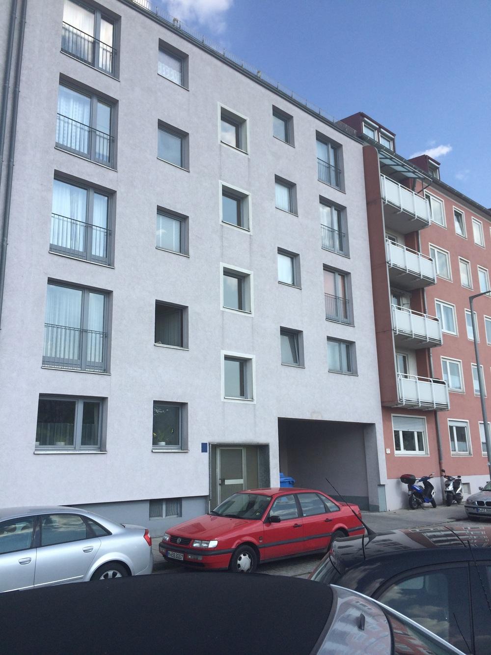 Mietshaus - Giesing