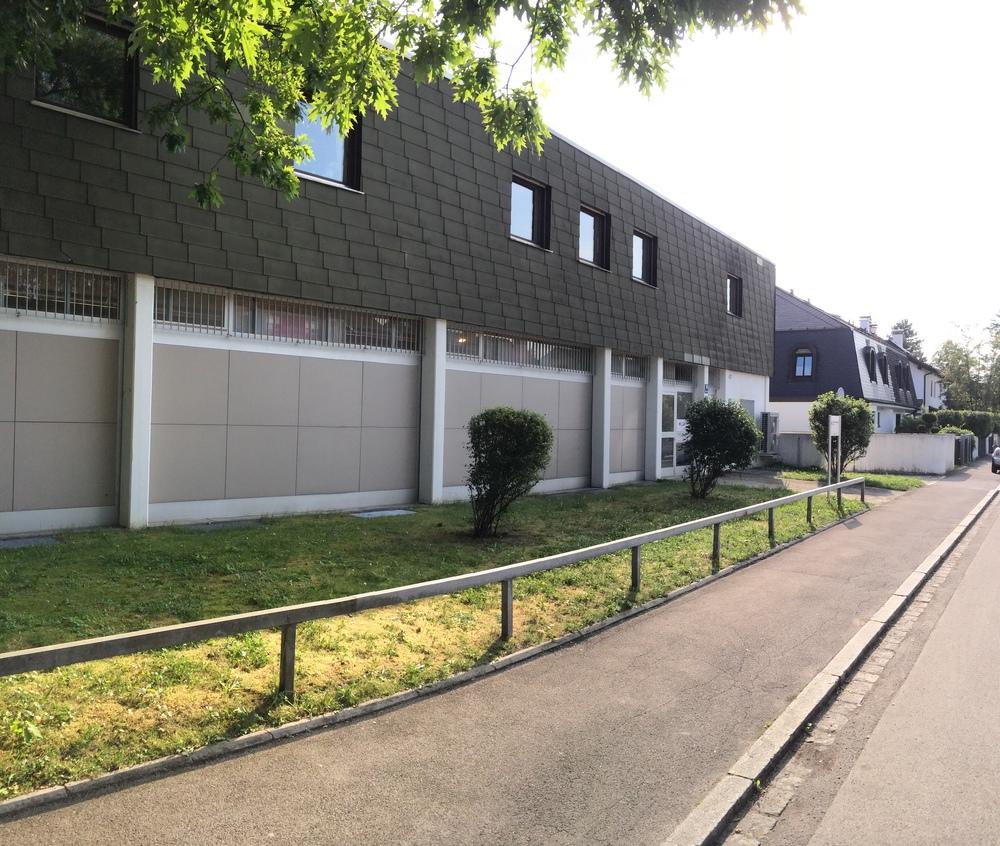 Wohn- & Gewerbe Mietshaus - Perlach