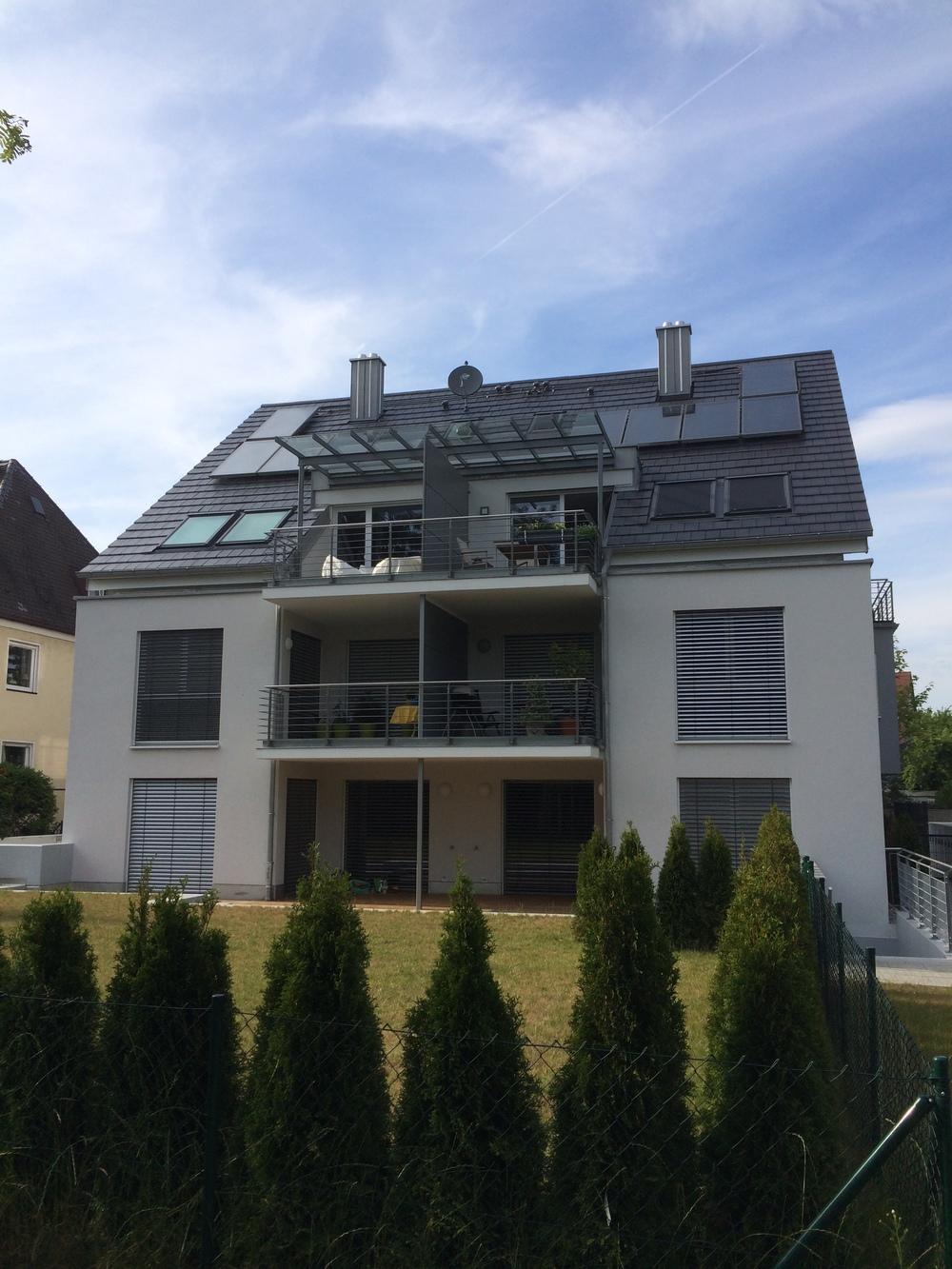 Wohnungseigentümergemeinschaft - Sendling