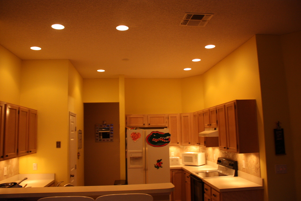 Kitchen Lighting Upgrades