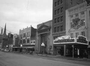 Schenectady's historic downtown