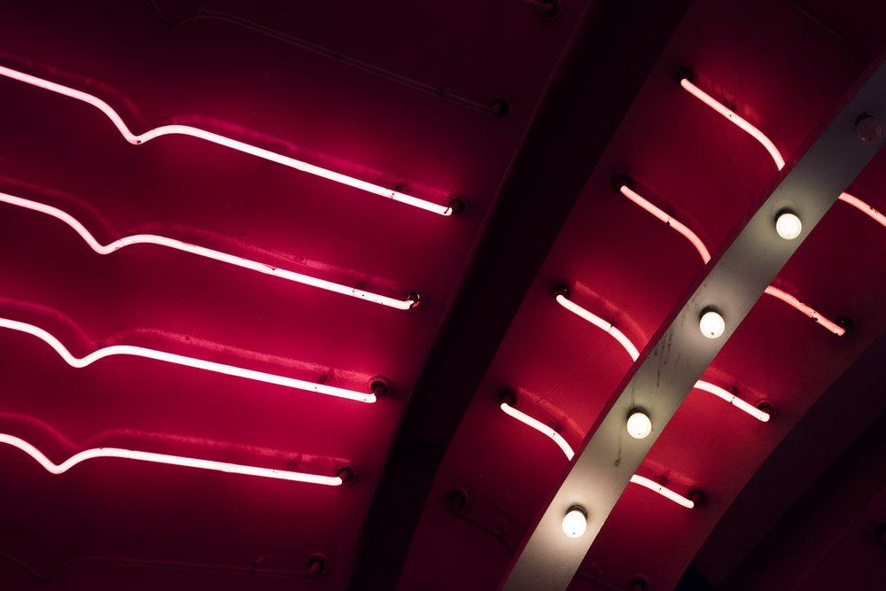 The Flamingo hotel in Las Vegas.