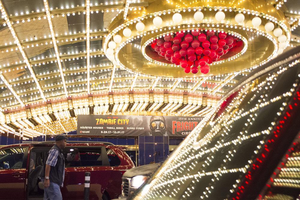 Circus Circus hotel-casino in Las Vegas, Nev., Oct. 29, 2017.