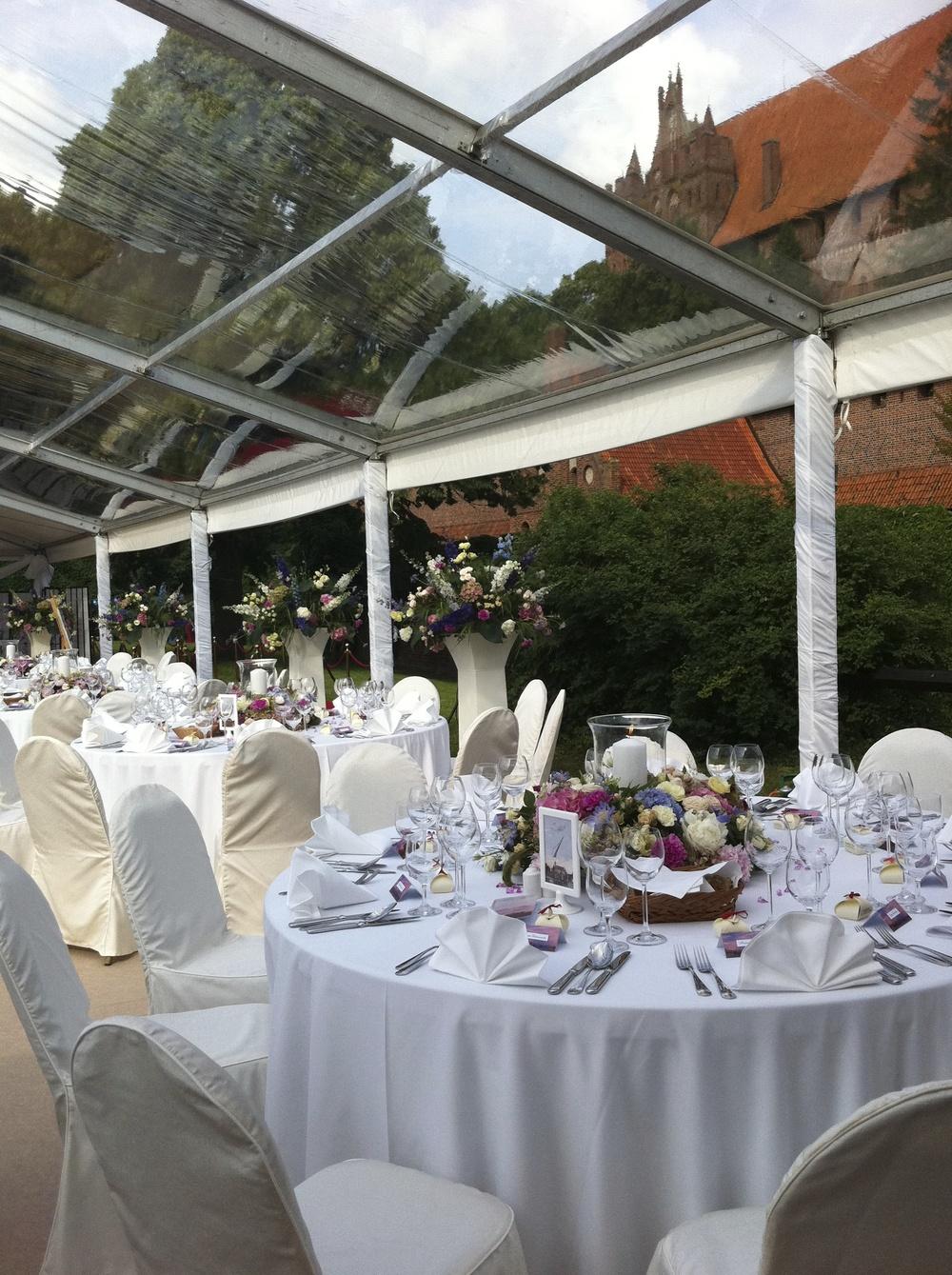 Villa Uphagena Catering Zamek w Malborku