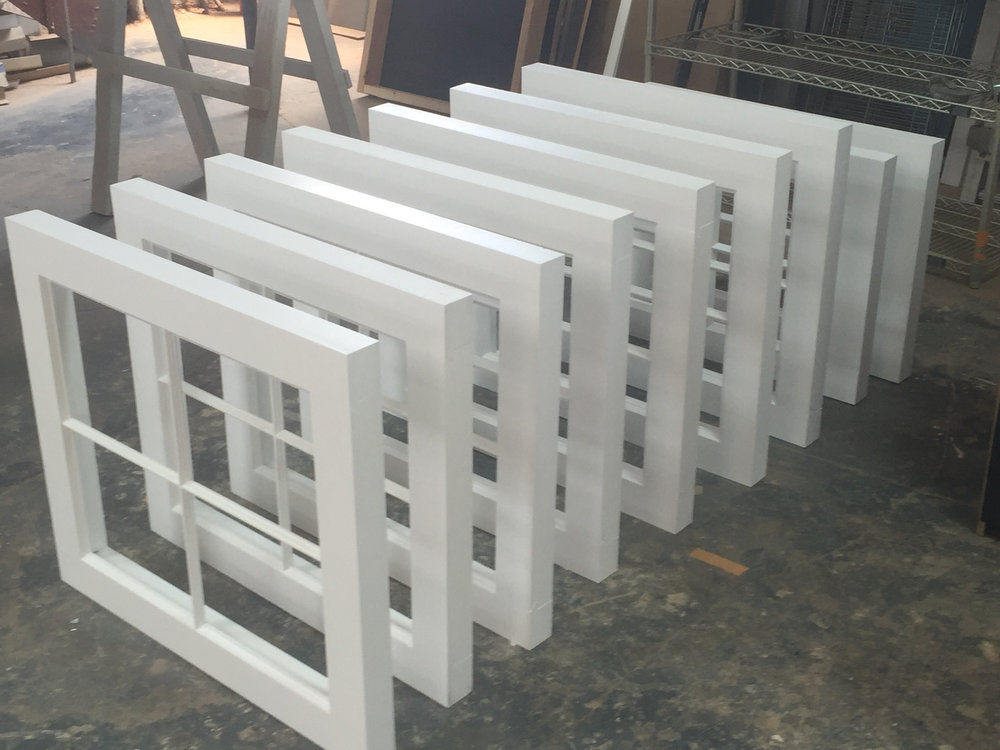 Right Path Windows & Restoration builds beautiful replacement sashes.