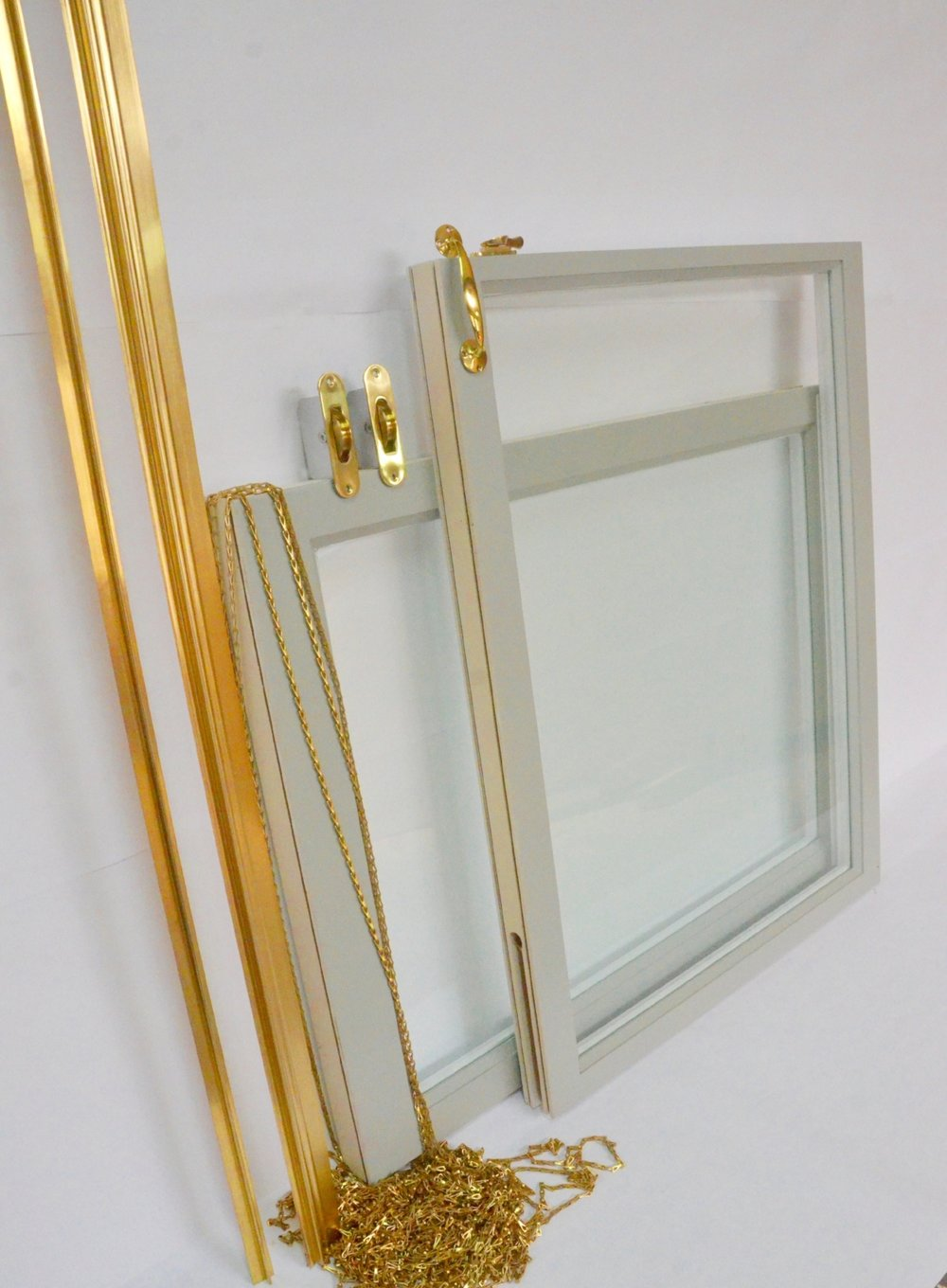 Right Path Windows & Restoration can fabricate new sashes as well  as supply the necessary specialty sash window hardware.
