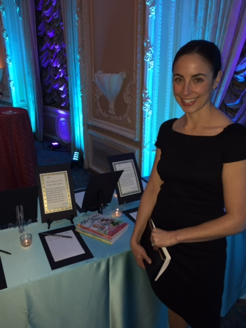 Star Sisters book party up for auction at the Boston Children's Hospital Gala