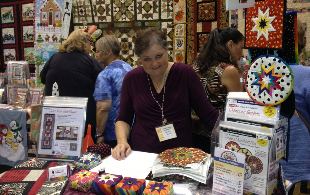 Show:  Pacific International Quilt Festival, 2013