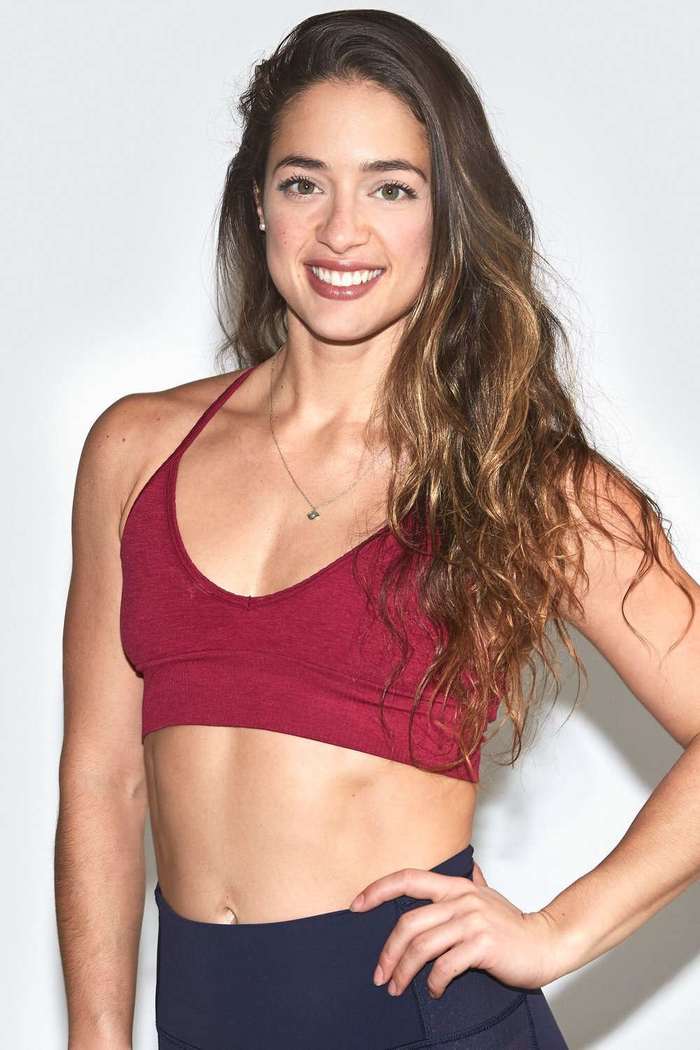 Hi! I'm Chelsea - Co-Founder of Mitchell McClellan Performance - I am a New York City based Performance Coach and international fitness model. I'm here to take you to mentally and physically further than you thought you could go.Learn more about Chelsea