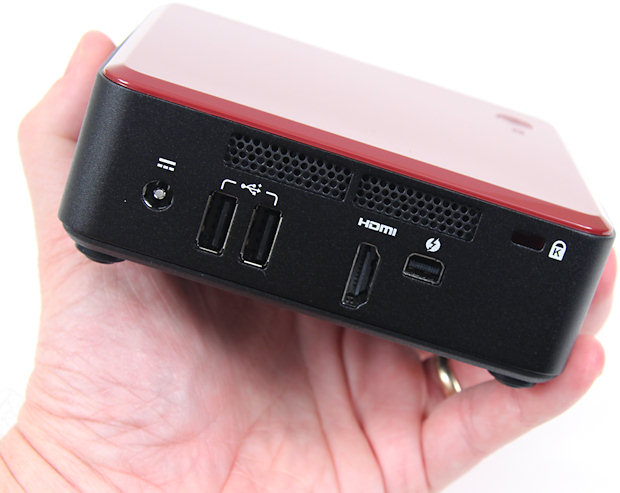 Visitor Tech's Intel NUC based Media Player