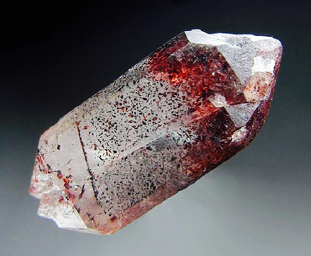 LEPIDOCROCITE IS FOR LOVERS
