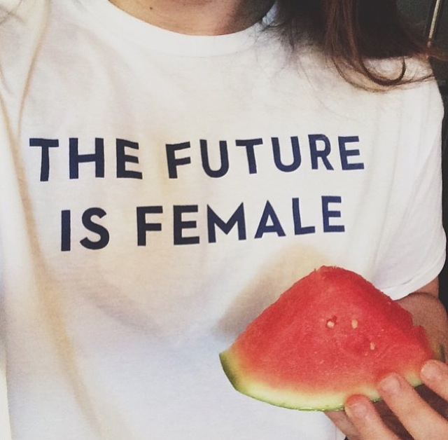 The future is female @otherwild