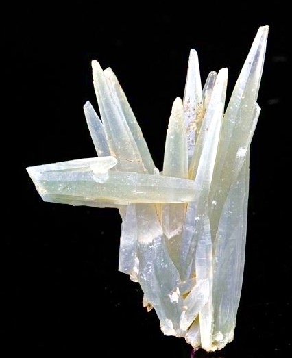 Quartz with Hedenbergite