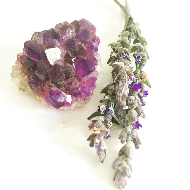 :: Amethyst & Lavender ::