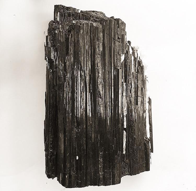 : Black tourmaline :