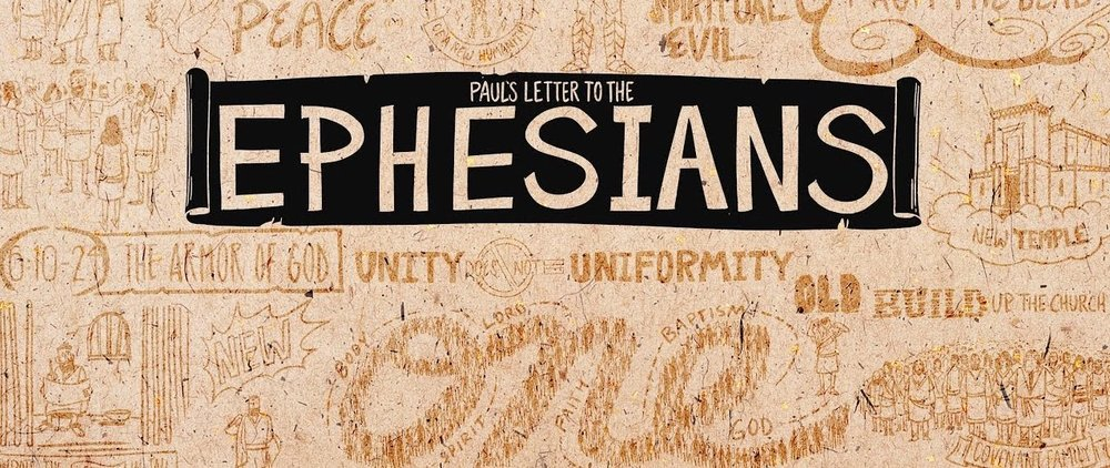 Current Sermon Series: Paul's Letter to the Ephesians