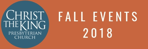 Click on the image above for an update of  upcoming fall events .
