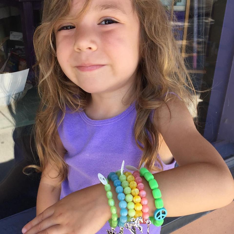 Little girl bracelets