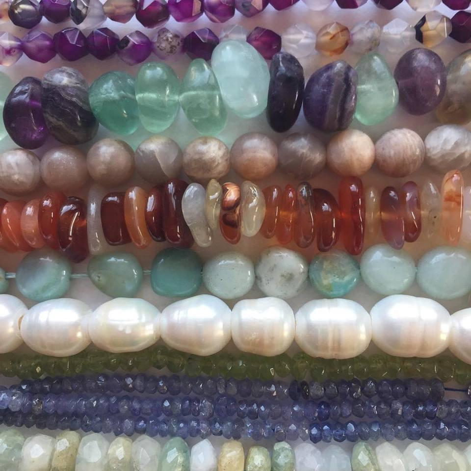 Stones/Pearls