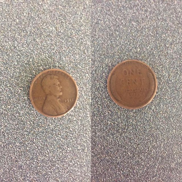 #change 106 year old #penny as change today