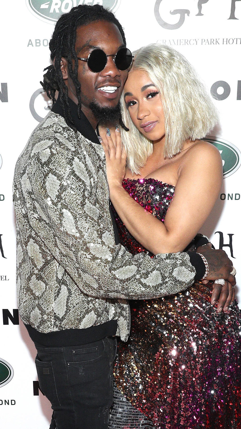 Offset and Cardi