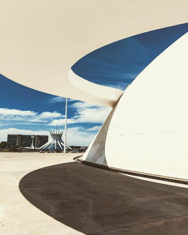 Museu Nacional #travel #brasilia #travelphotography #city #brasil #brazil #igersbsb