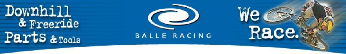 Balle Racing Mountain Bike Parts & Tools