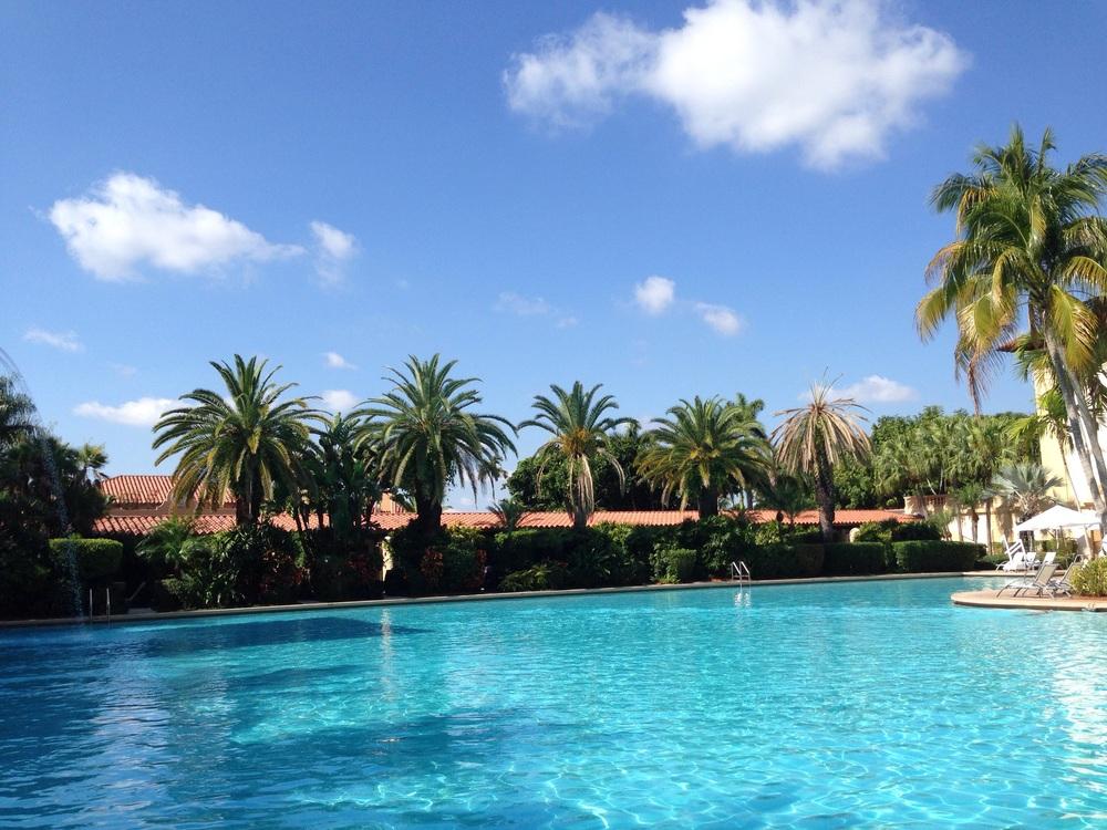 The Biltmore Hotel Pool