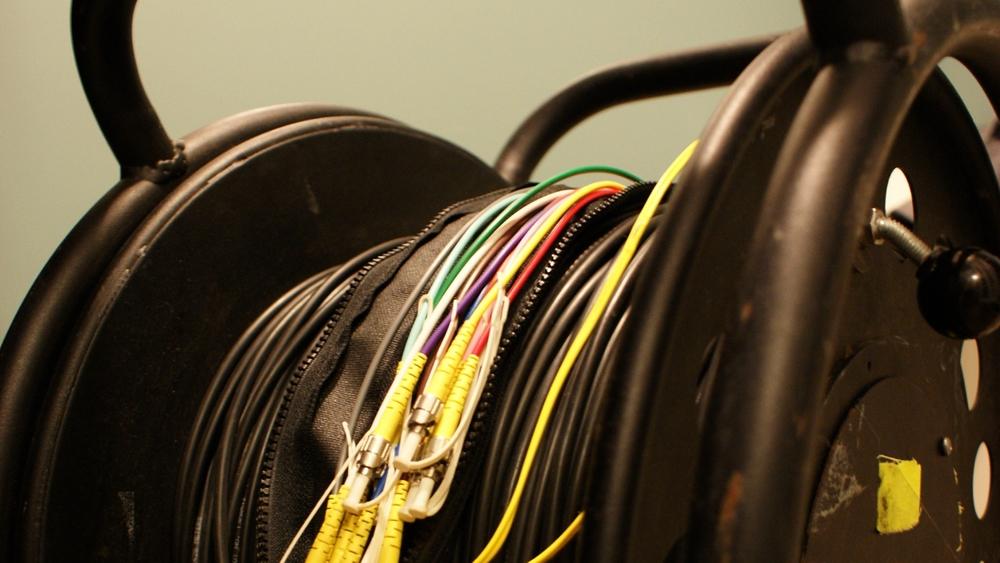 Tac 12 ST SM Fiber Cable