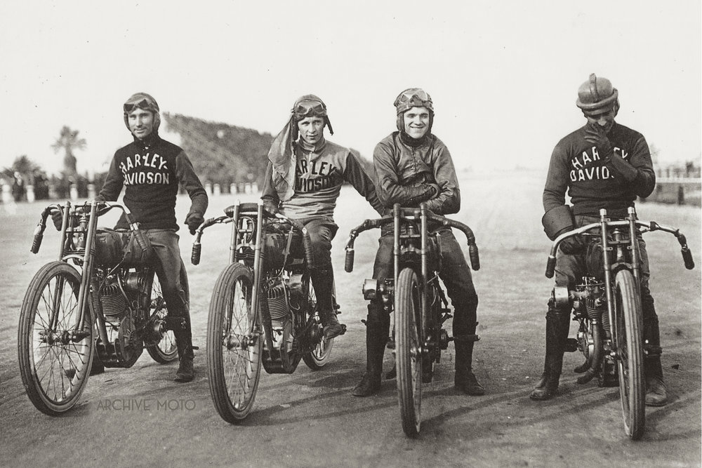 the harley davidson wrecking crew ascot park january 1920 archive moto. Black Bedroom Furniture Sets. Home Design Ideas