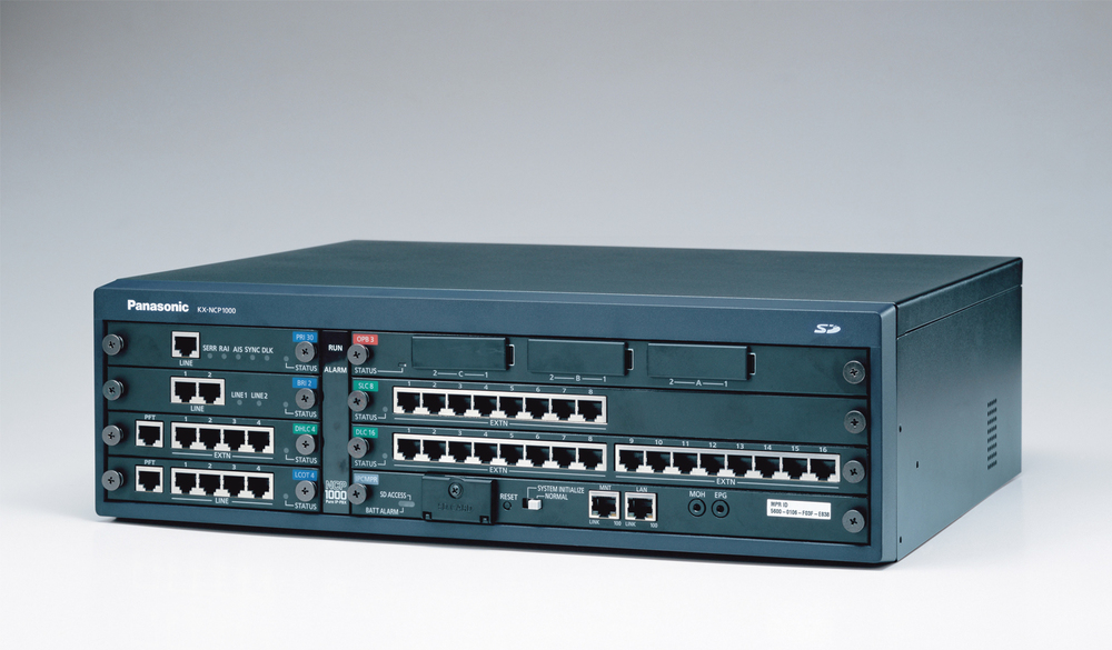 Panasonic NS1000 Communications Server