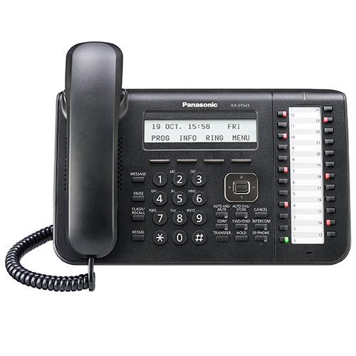 Panasonic Dt543B 24 button Set in Black