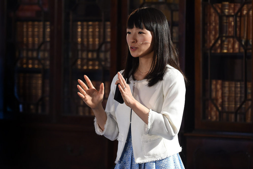 Marie Kondo via Flickr