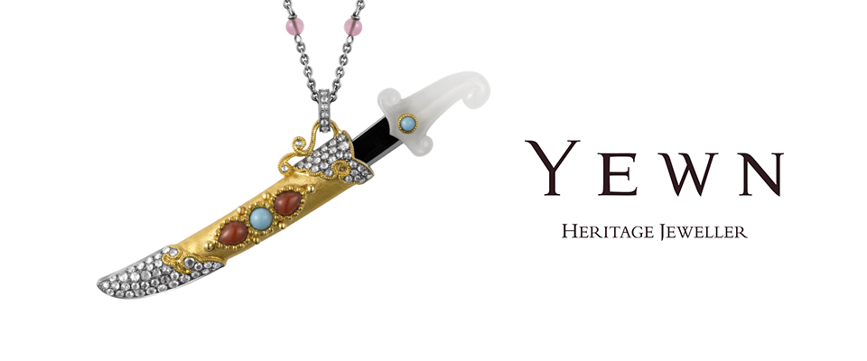 COCKTAIL YEWN's Imperial Amulet Collection Launching Preview