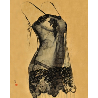 9 MAY - 22 JUN Secret de Boudoir - Hong Wai Contemporary Ink Art