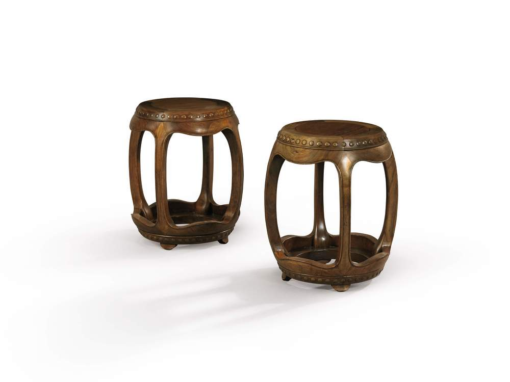 VO_Lot 747 Huanghuali Barrel-Shaped Stools.jpg