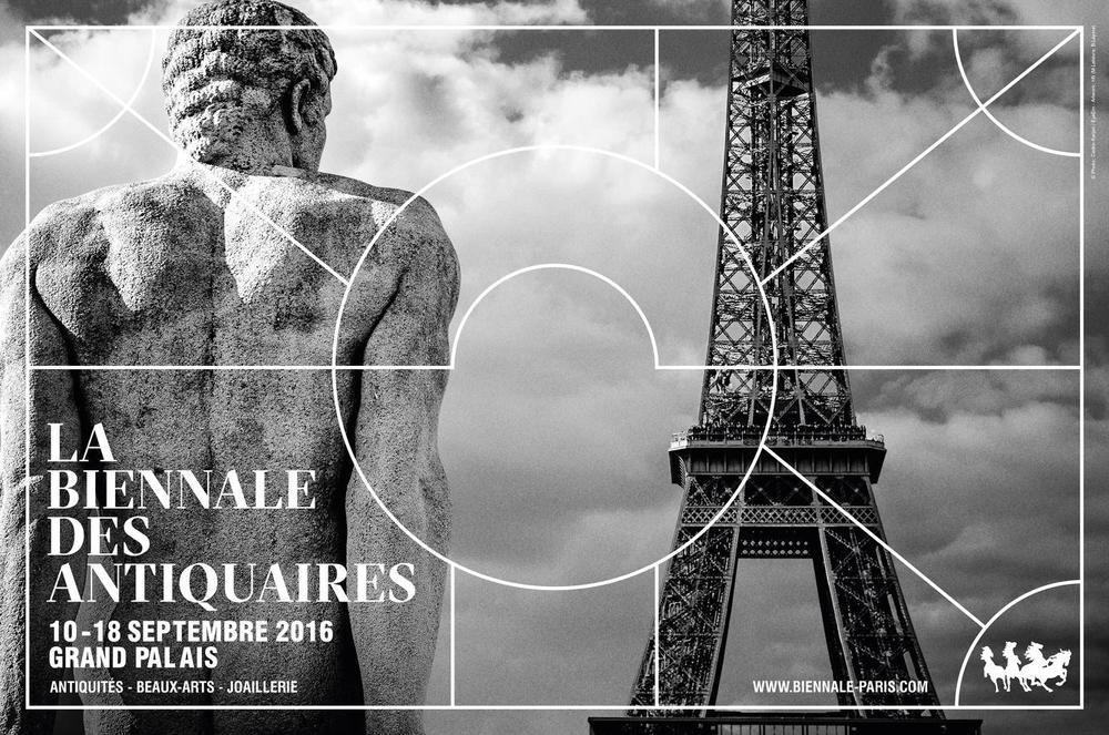 Image Courtesy of Biennale Des Antiquaires