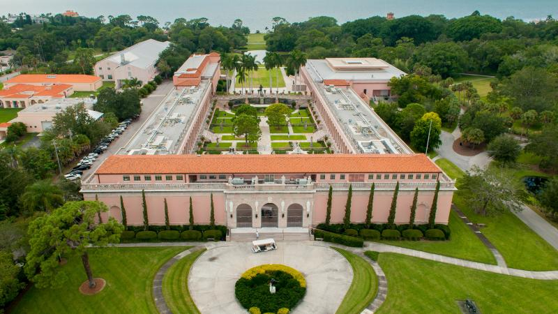 Ringling Museum of Art. Image courtesy to the museum