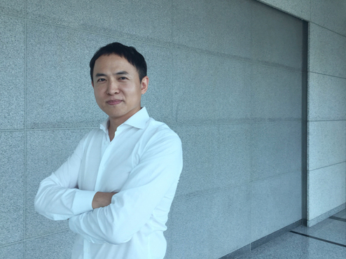 DAEHYUNG LEE,who was appoionted curator of the Korean Pavilion at the 2017 Venice Biennale. Courtesy Daehyung Lee.