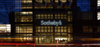 Sotheby's office on the Upper East Side of Manhattan.COURTESY SOTHEBY'S