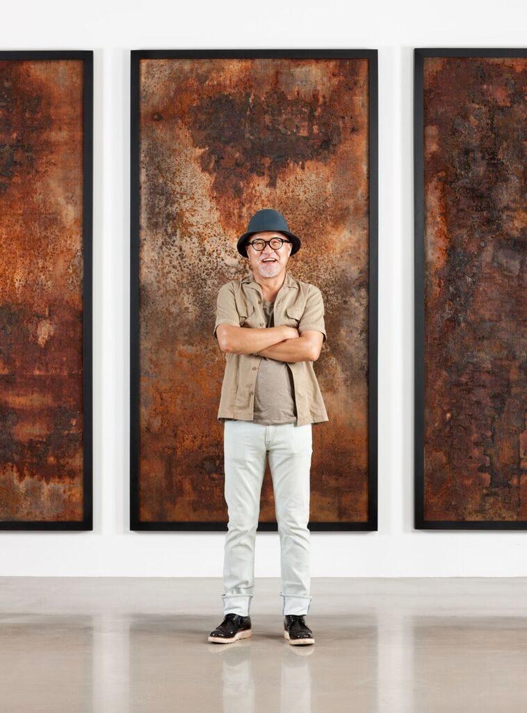 Kim Chang-Il. Courtesy Arario Museum.