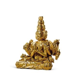 2. Ekadasamukha Avalokitesavara Dali, Yunnan Province, China / 10th~13th century 十一面觀音 大理 / 十至十三世紀
