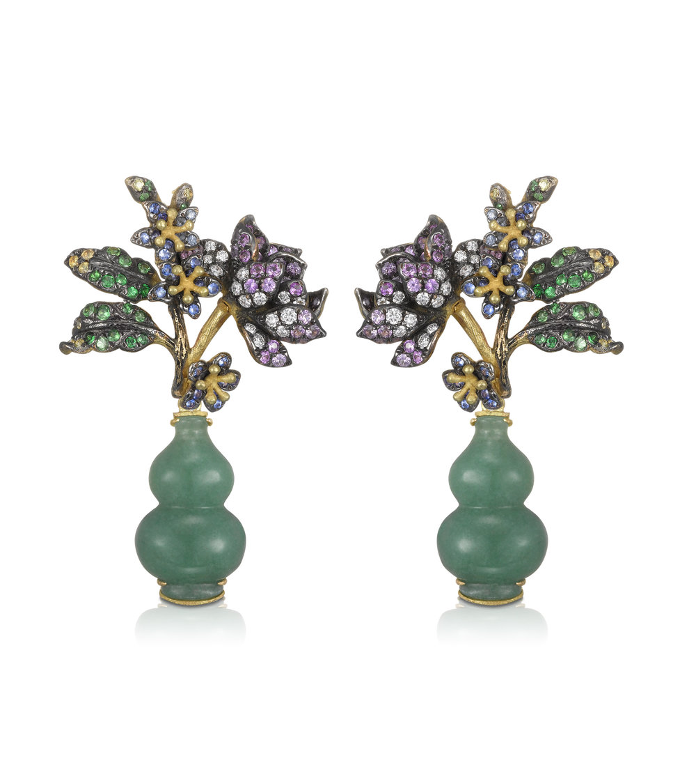 The Chinese Flower Fairies, June © YEWN Heritage Jeweller
