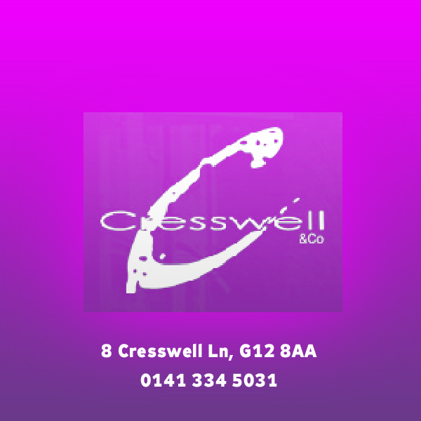 Cresswell & Co is an ESPA and Wella appointed salon