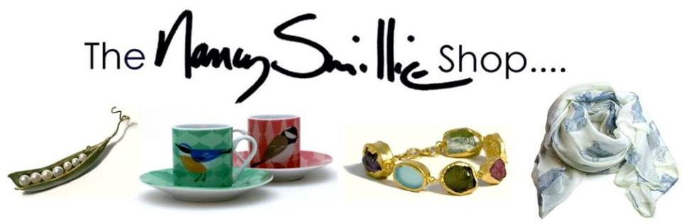 The Nancy Smillie Shop has a wide selection of gifts, in addition to their furniture business