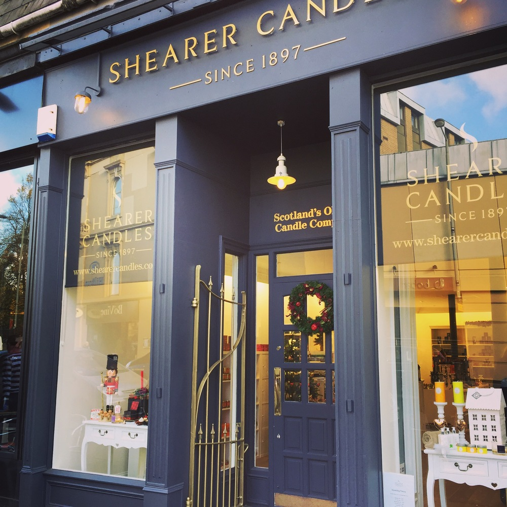 Shearer Candles is over 120 years old