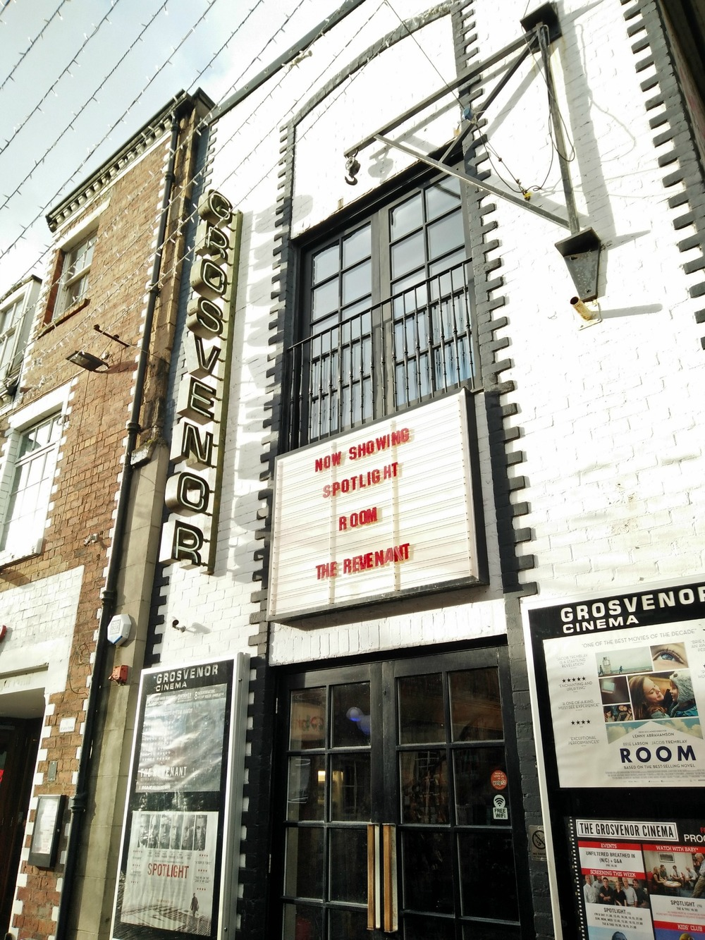 The Grosvenor Cinema