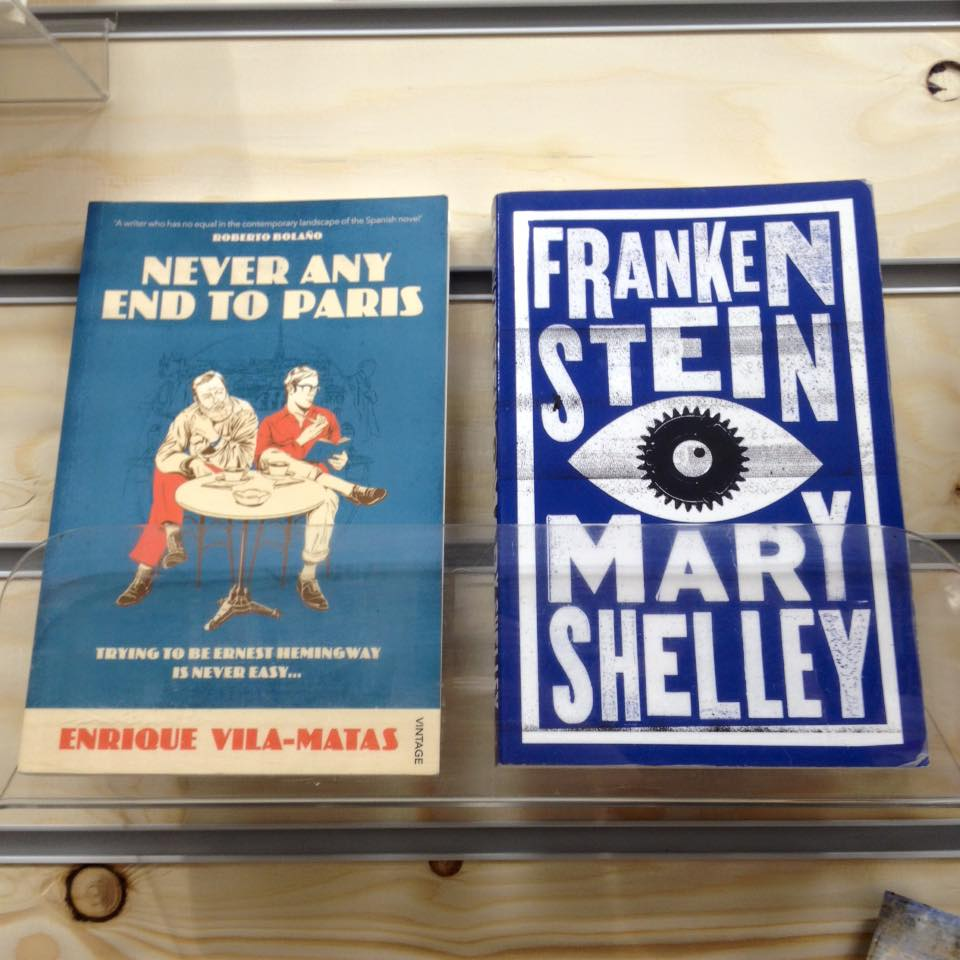Oxfam's Bookshop has a fantastic selection of second hand books